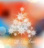 Fondo 2015 de la Feliz Año Nuevo Foto de archivo
