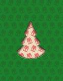 Fondo de la Feliz Año Nuevo del vector Imagen de archivo