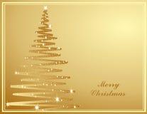 Fondo de la Feliz Navidad Imagen de archivo