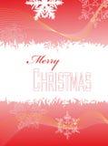 Fondo de la Feliz Navidad ilustración del vector