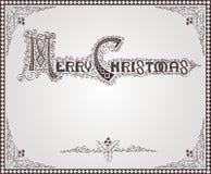 Fondo de la Feliz Navidad Fotos de archivo