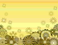 Fondo de la flor ilustración del vector