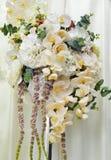 Fondo de la flor con las flores brillantes Imágenes de archivo libres de regalías