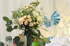Fondo de la flor con las flores brillantes Foto de archivo