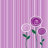 Fondo de la flor de la diversión libre illustration
