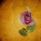 Fondo de la flor del vintage Fotografía de archivo
