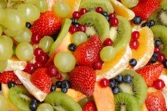 Fondo de la fruta Fotografía de archivo libre de regalías