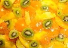 Fondo de la fruta imagenes de archivo