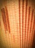 Fondo de la impresión de la palmera de la vendimia Fotos de archivo