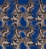 Fondo de la impresión de la materia textil de la piel de serpiente fotografía de archivo