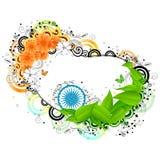 Fondo de la India ilustración del vector