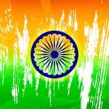Fondo de la India del Día de la Independencia modelo stock de ilustración