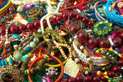 Fondo de la joyería Imágenes de archivo libres de regalías