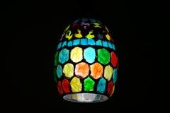Fondo de la lámpara Imagen de archivo libre de regalías