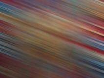 Fondo de la línea multicolora en transversal Fotos de archivo