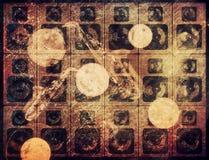 Fondo de la música Imagenes de archivo