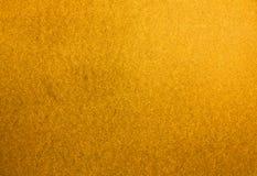 Fondo de la madera contrachapada del oro Imagen de archivo