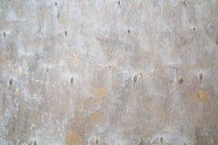 Fondo de la madera contrachapada usado para el encofrado en la producci?n de trabajos concretos fotografía de archivo libre de regalías