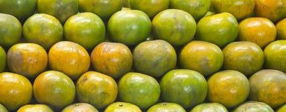 Naranja de Tangerina de la fruta cítrica Fotos de archivo