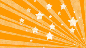 Fondo de la naranja de Grunge Fotografía de archivo libre de regalías