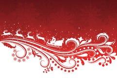Fondo de la Navidad. libre illustration