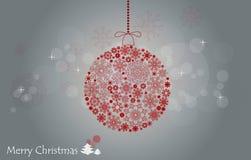 Fondo de la Navidad. Fotos de archivo libres de regalías