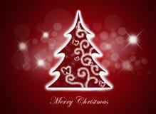 Fondo de la Navidad. Imágenes de archivo libres de regalías