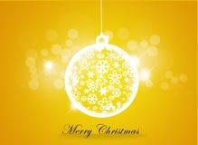 Fondo de la Navidad. Imagenes de archivo