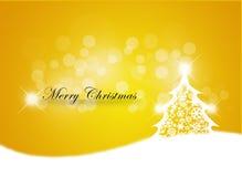 Fondo de la Navidad. Imagen de archivo libre de regalías