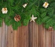 Fondo de la Navidad Imagen de archivo