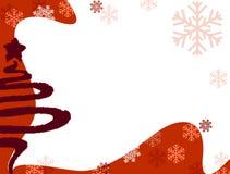 Fondo de la Navidad Fotos de archivo libres de regalías