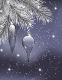 Fondo de la Navidad libre illustration