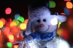 Fondo de la Navidad, Fotografía de archivo