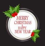 Fondo de la Navidad abstracta de la belleza y del Año Nuevo Imagen de archivo libre de regalías