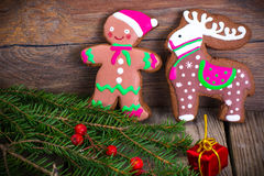 Fondo de la Navidad abstracta y del Año Nuevo Imagen de archivo libre de regalías