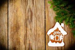 Fondo de la Navidad abstracta y del Año Nuevo con madera vieja del vintage Imágenes de archivo libres de regalías