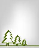 Fondo de la Navidad abstracta y del Año Nuevo. vector ilustración del vector