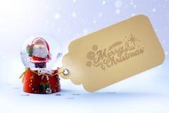 Fondo de la Navidad con la decoración de la Navidad fotos de archivo