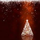 Fondo de la Navidad del día de fiesta Foto de archivo