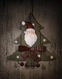 Fondo de la Navidad del Grunge Fotografía de archivo