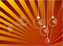 Fondo de la Navidad del vector libre illustration