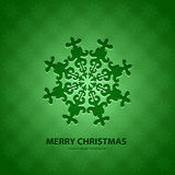 Fondo de la Navidad del vector Fotografía de archivo