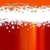 Fondo de la Navidad del vector Fotos de archivo