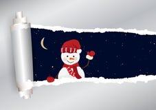 Fondo de la Navidad en vector stock de ilustración
