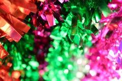 Fondo de la Navidad, fondo del ` s del Año Nuevo, Foto de archivo libre de regalías
