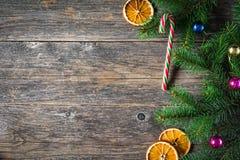 Fondo de la Navidad o del Año Nuevo Fotografía de archivo