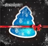 ¡Fondo de la Navidad para los saludos! Imagen de archivo libre de regalías