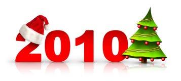 Fondo de la Navidad y del Año Nuevo libre illustration
