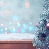 Fondo de la Navidad y del concierto del Año Nuevo Fotos de archivo