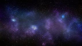 Fondo de la nebulosa del espacio de la galaxia fotos de archivo libres de regalías